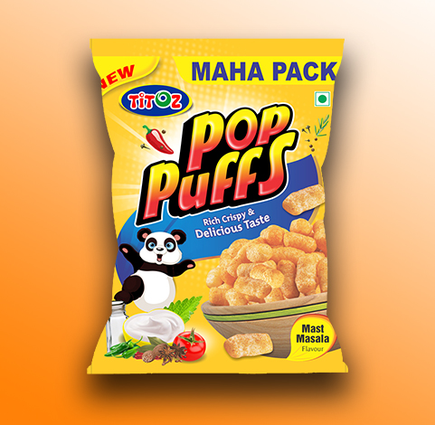Pop Puffs Mast Masala