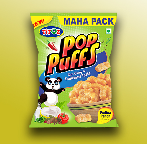 Pop Puffs Pudina Panch
